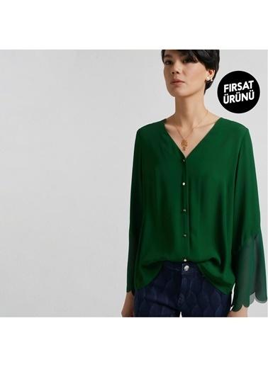 Yargıcı Gömlek Yeşil